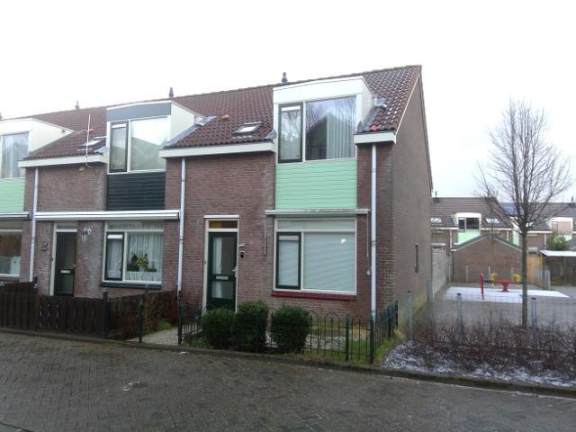 Louisehof 18, Den Helder