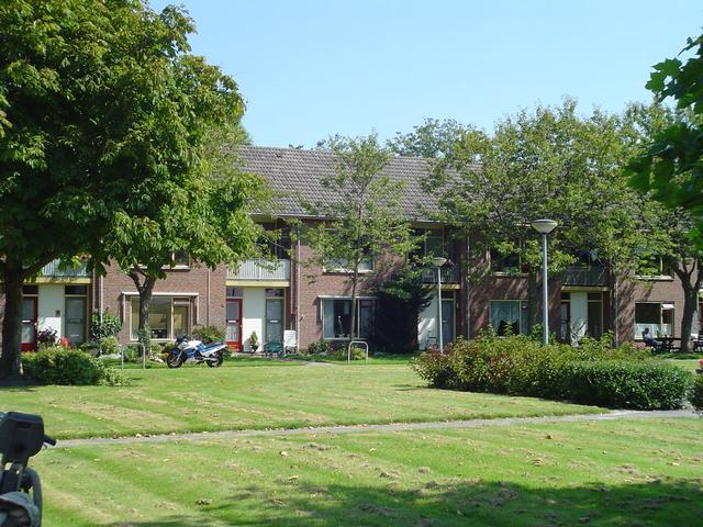 Past. Verhoeffpark 8, Breezand